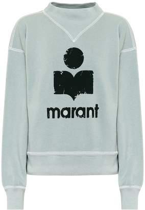 Etoile Isabel Marant Isabel Marant, étoile Moby cotton-blend sweatshirt