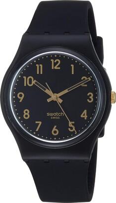 Swatch Classic Quartz Silicone Strap