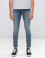 Cheap Monday Him Spray Jeans Set Blue