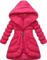 Richie House Girls' Winter Padding Jacket with Hood RH1213-F