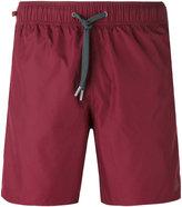 Z Zegna drawstring swimming shorts - men - Polyamide/Polyester/Spandex/Elastane - S