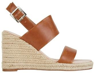 Jane Debster Dice Cognac Glove Sandals