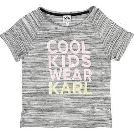 Karl Lagerfeld Paris Full Summer Tshirt(6Years)
