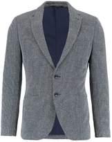Jack & Jones Jprquentin Suit Jacket Grey Melange
