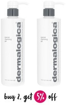Dermalogica Buy 2 Special Cleansing Gel 500ml and SAVE