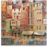 "Bed Bath & Beyond Michael Longo ""Painted Palermo"" Canvas Art"