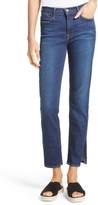 Frame Women's Le High Straight Leg Tuxedo Jeans