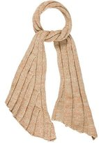 Dries Van Noten Lightweight Knit Scarf