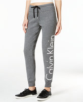 Calvin Klein Logo Sweatpants
