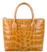 Tod's Alligator D-Styling Bag