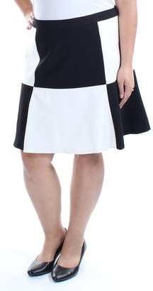 Nine West Women's Striped Skirt