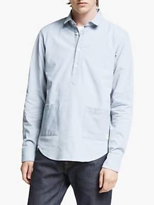 Far Afield Pocket Pop-Over Corduroy Shirt, Tradewinds