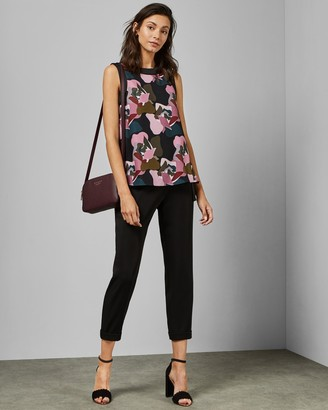 Ted Baker KESS Maple Swirl tunic top
