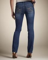 Chico's Platinum Denim Layton Wash Slim-Leg Jean