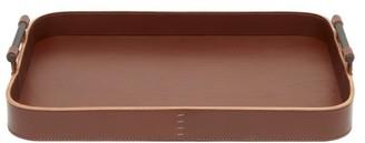 Rabitti 1969 - Portofino Large Leather Tray - Brown