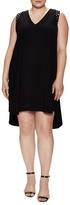 Rachel Roy Embellished High Low Dress