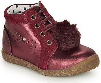 Catimini CALISTA girls's Mid Boots in Red