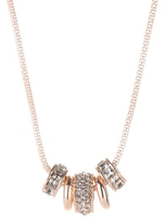 George Charm Necklace