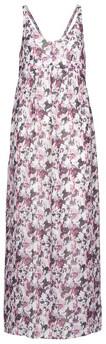 Ikks BQ30375-13 women's Long Dress in Multicolour