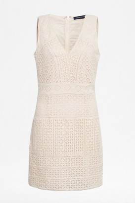 French Connection Schiffley Summer Cage Dress