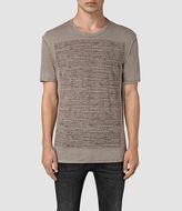 Allsaints Cadfer Reverse T-shirt