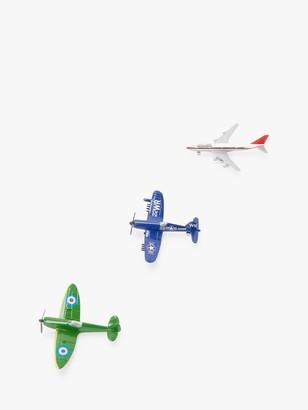 John Lewis & Partners 3 Toy Planes