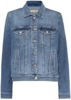 7 For All Mankind Modern Trucker denim jacket