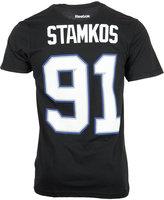 Reebok Men's Steven Stamkos Tampa Bay Lightning Player T-Shirt