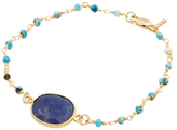 Vanessa Mooney My Heart Turquoise Station Bracelet