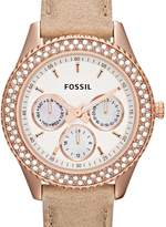 Fossil Women's ES3104 Stainless Steel Analog Dial Watch