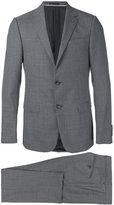 Z Zegna notched lapel two-piece suit - men - Acetate/Cupro/Viscose/Wool - 46