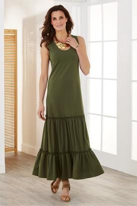 Soft Surroundings Bel Air Maxi Dress