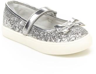 Carter's Glitter Toddler Girls' Mary Jane Shoes