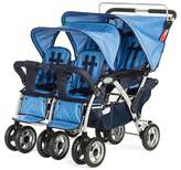 Child Craft 4 Passenger Stroller - Blue
