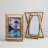 west elm Roar + Rabbit Swivel Mirror Frame
