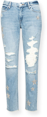 Blank NYC Star Child Distressed Denim Jeans