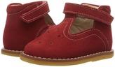 Elephantito Suede T Bar Girl's Shoes