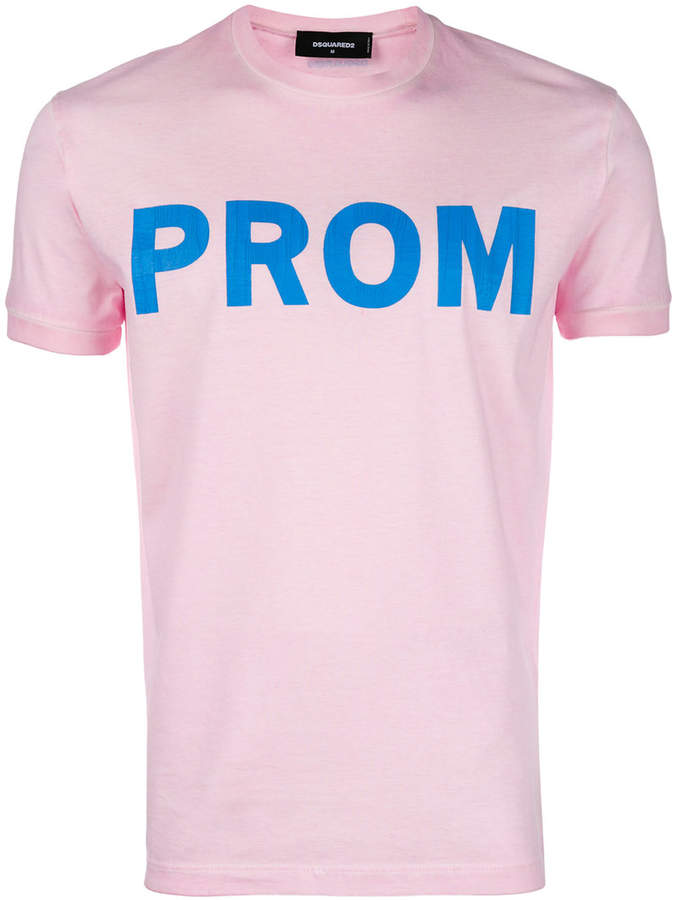 DSQUARED2 Prom print T-shirt