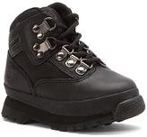 Timberland Euro Hiker Mid Fabric and Leather Infant/Preschool