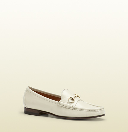 Gucci Horsebit Loafer In Leather