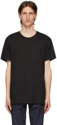 Calvin Klein Underwear Three-Pack Black Cotton Classic-Fit T-Shirt
