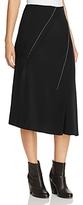 DKNY Asymmetric Pleated Skirt - 100% Exclusive