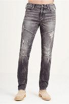 True Religion Rocco Biker Skinny Mens Jean