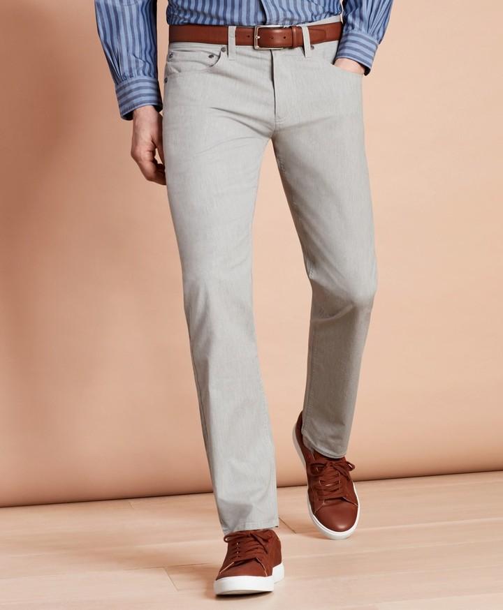 d51bc7ef Mens Stretch Cotton Spandex Pants - ShopStyle