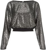 Ariella tia all over sequin top