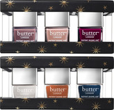 Butter London EventFull 6 Pc Fashion Size Patent Shine 10X Nail Lacquer Collection