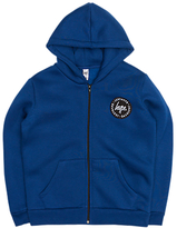 Hype Boys' Crest Logo Hoodie, Navy