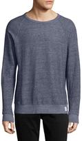 Save Khaki French Terry Cotton Sweatshirt
