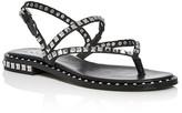 Ash Peps Stud Embellished Slingback Sandals