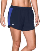 Under Armour Fly-By colourblock Shorts